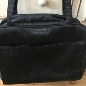 Kate Spade Black Diaper Bag